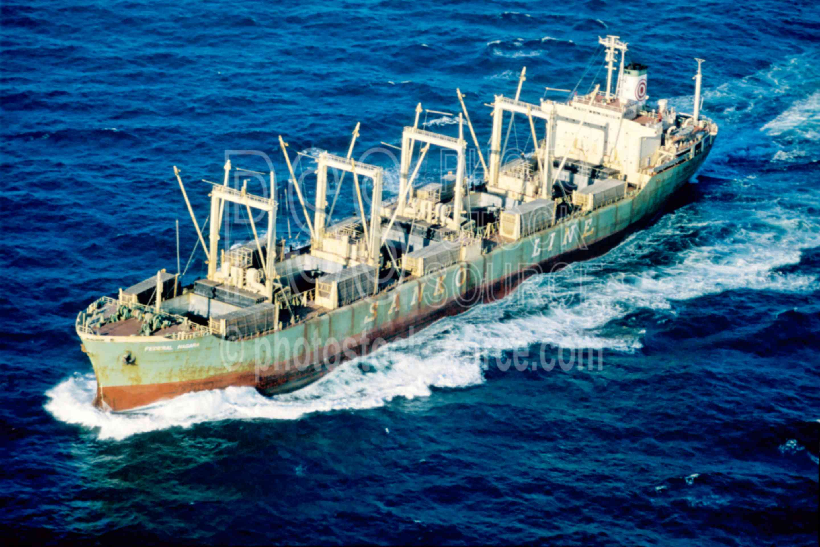 Freighter on the Ocean,freighter,ocean,ship,aerial,boats ships,aeronautics,aerials