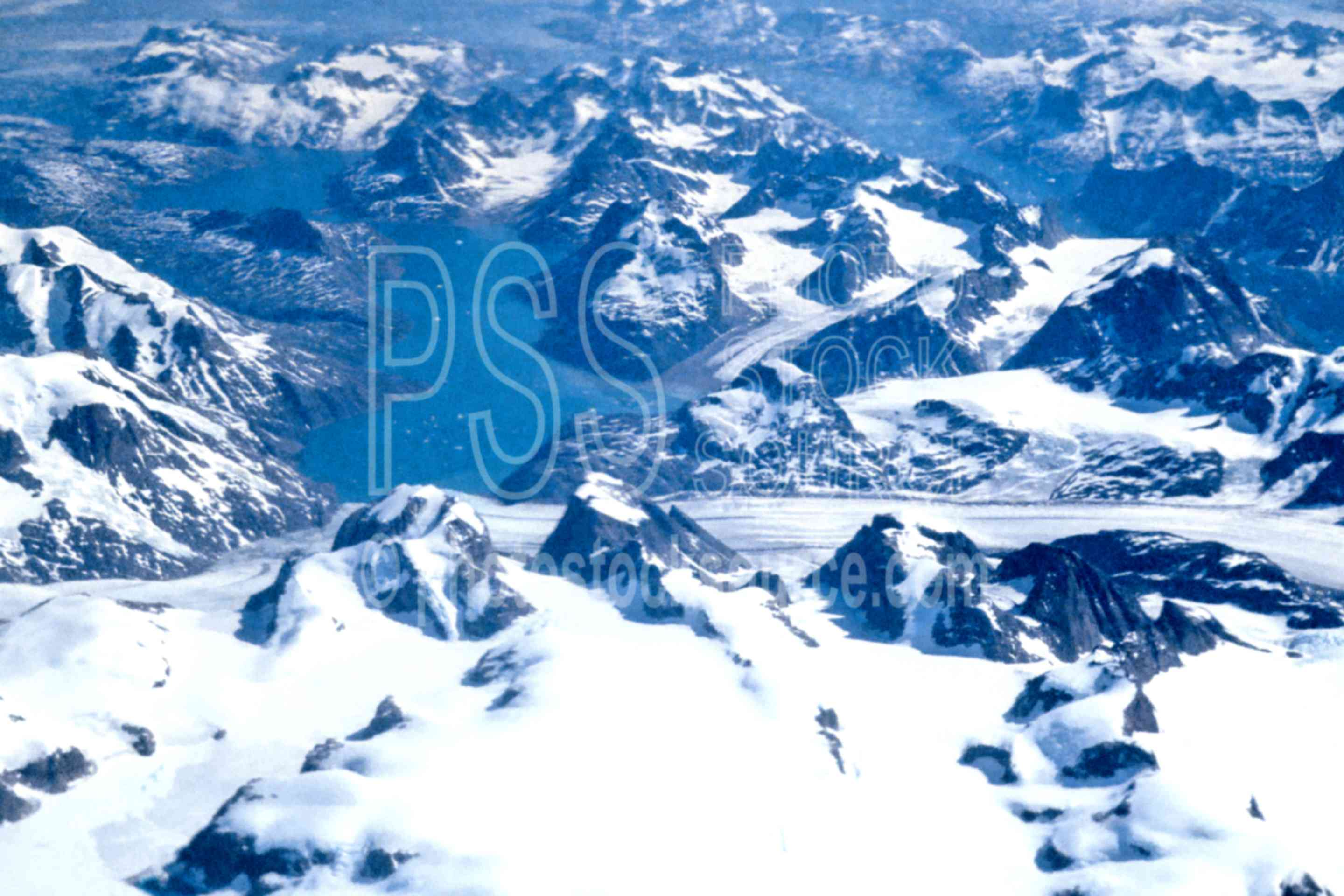 Glacial View,fjord,glacier,aeronautics,mountains