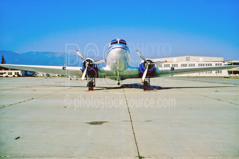 Parker Douglas DC-3,dc-3,airplane,airplanes,aeronautics