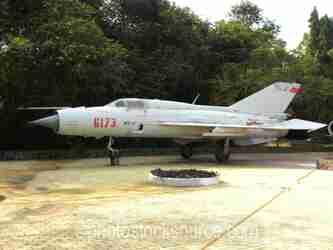 MIG 21 Fighter Jet