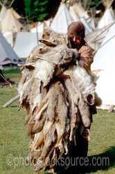 Buckskinner and Furs