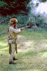 Shooting Muzzle Loader