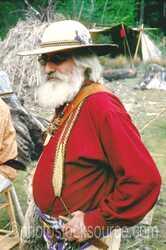Old Buckskinner