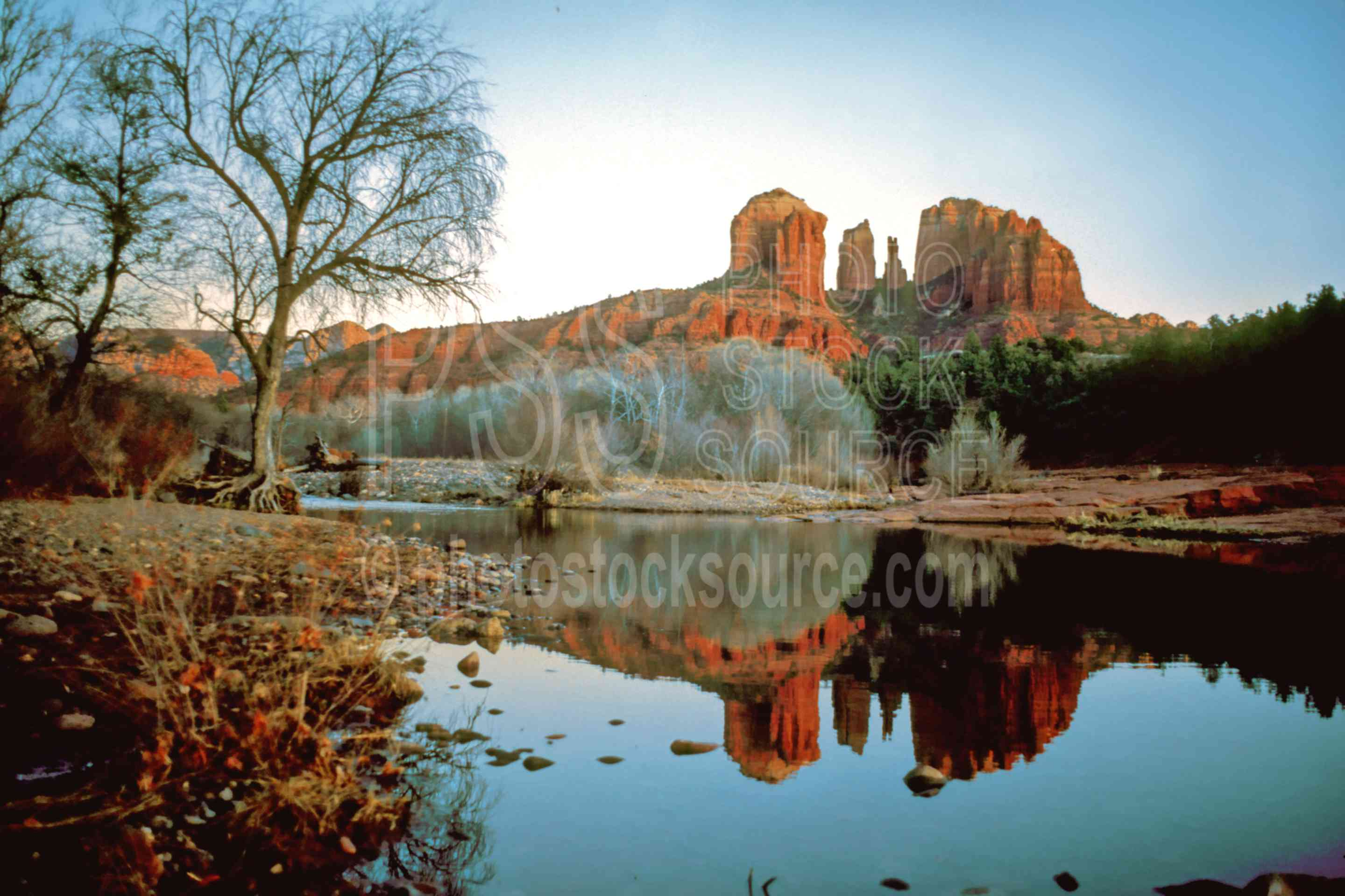 Red Rock Crossing,cathedral rock,usas,churches,religion