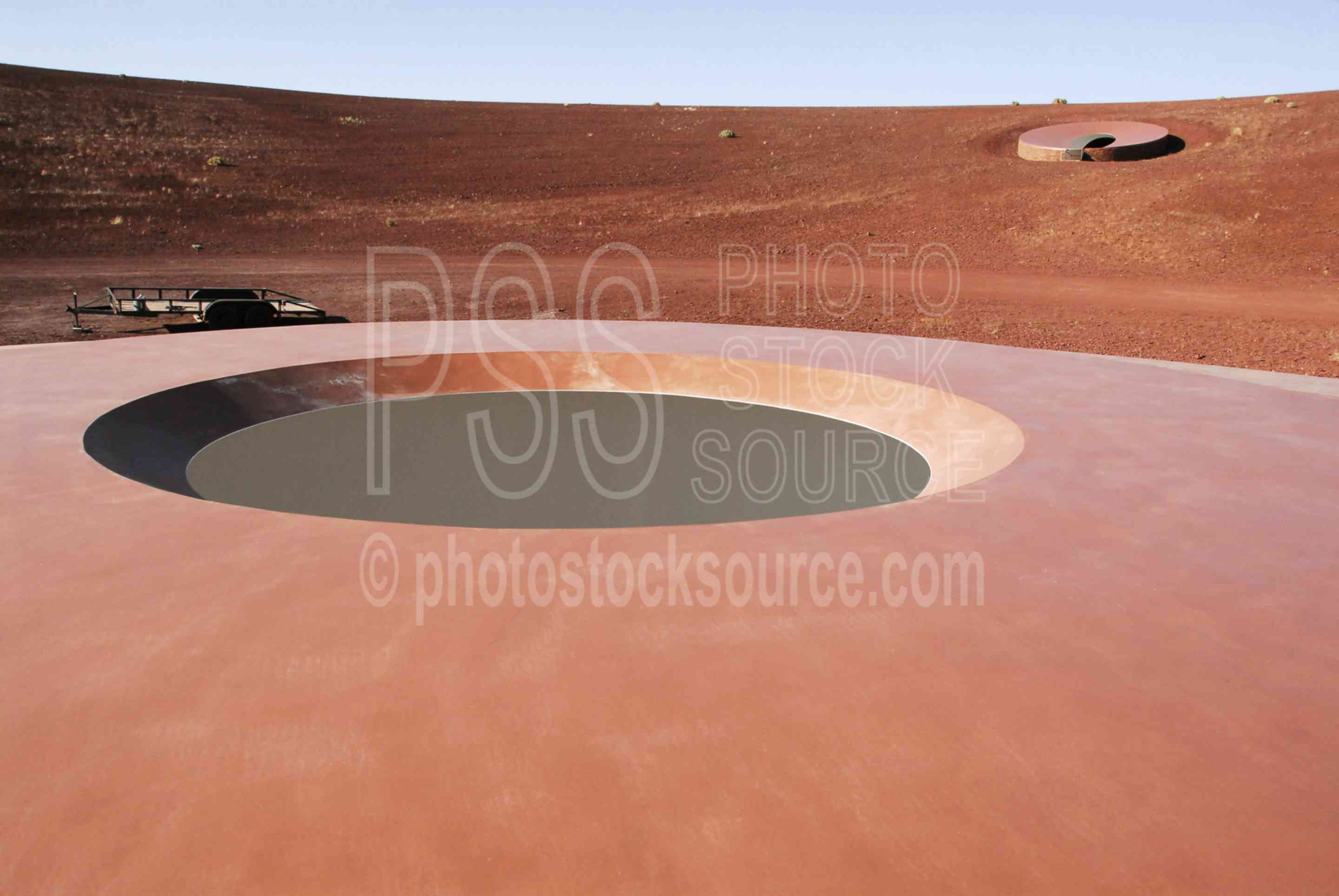 The Crater Eye,design,building,crater