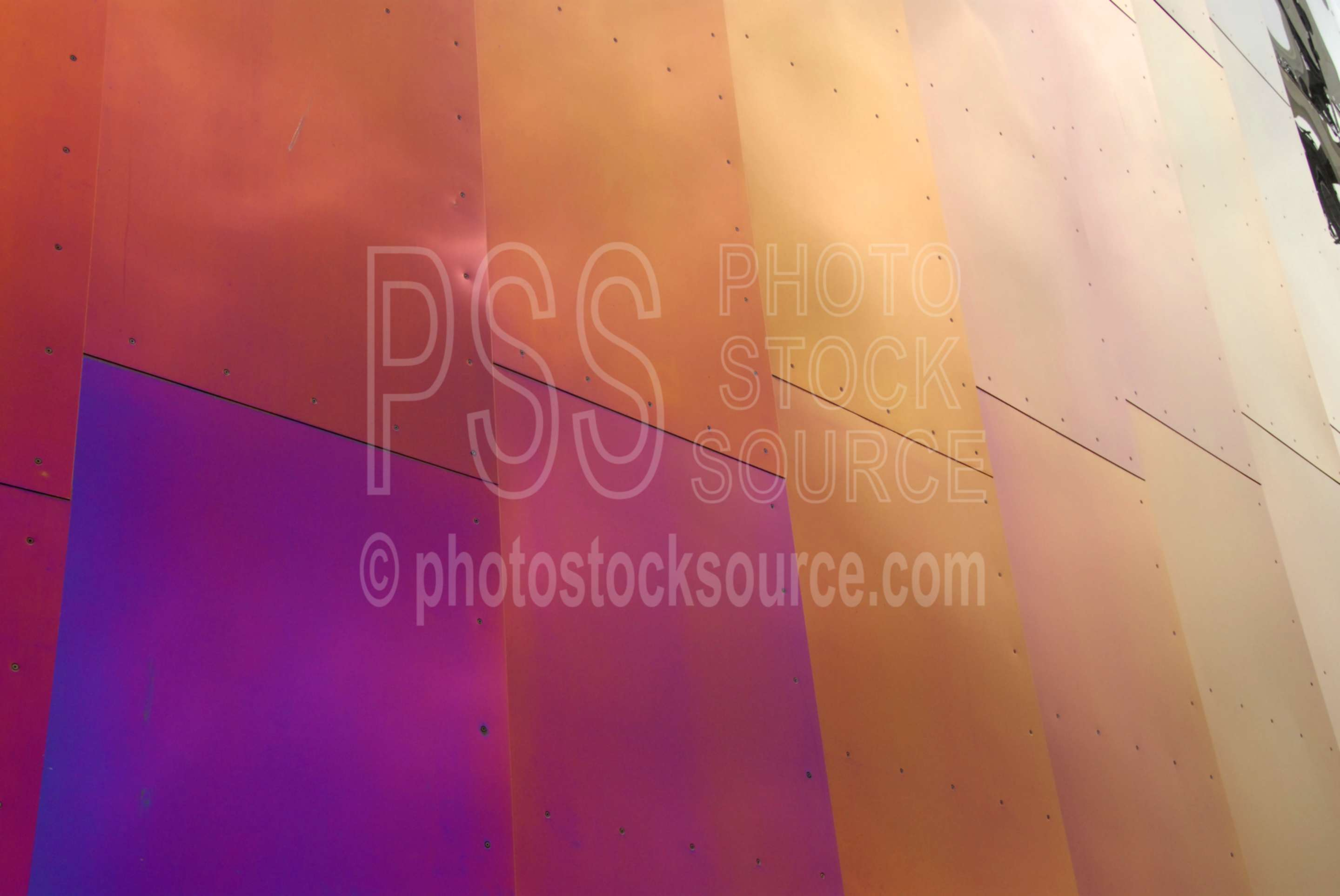 Colorful Panels,architecture,architect,frank gehry,color,colorful,panel,reflection