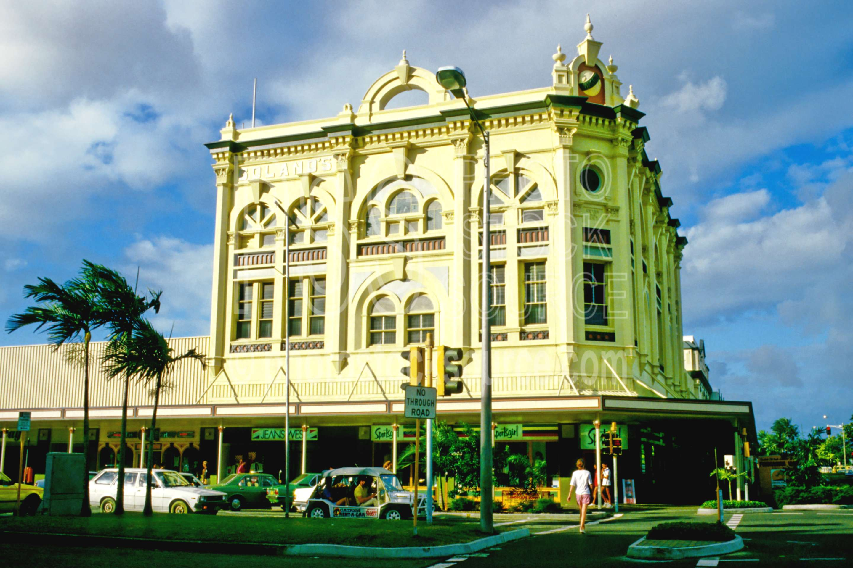 The Boland's Building,hotel