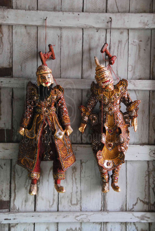 Burmese String Puppets,myanmar,art,entertainment,ancient,marionette,string puppet,puppet
