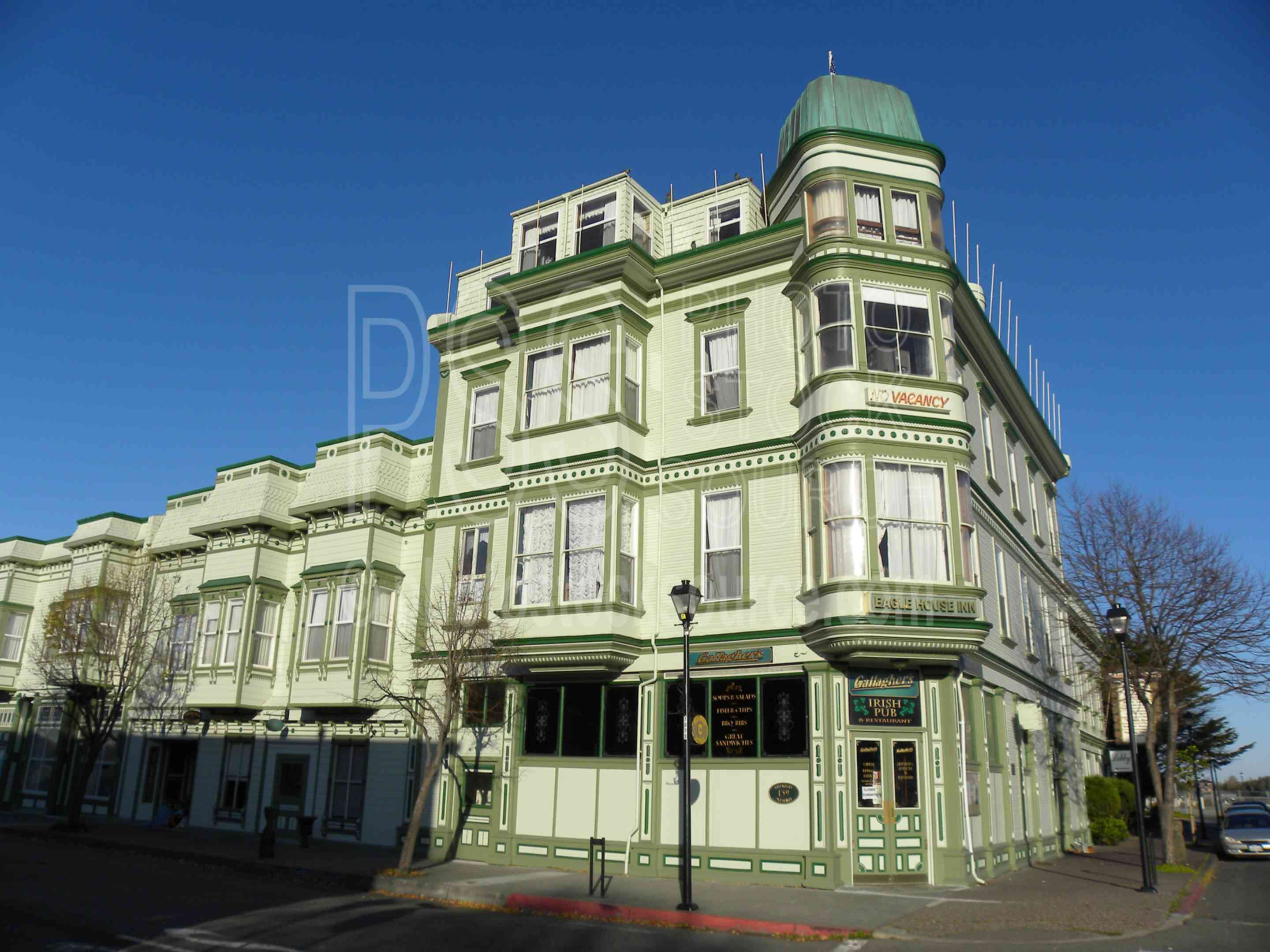 Eagle House Inn,historic,historical,building,hotel,victorian