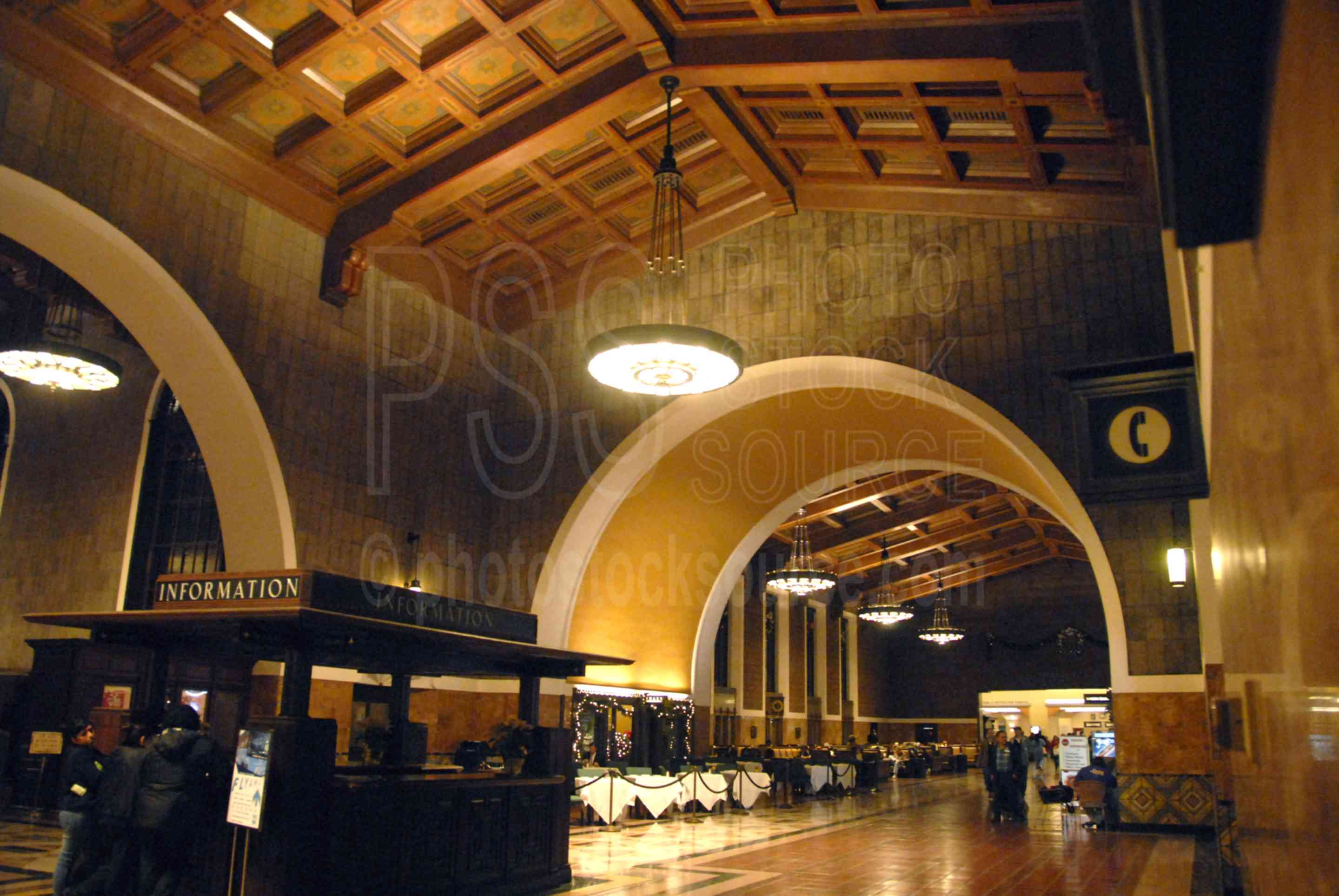 Union Station Interior,station,train station,interior,lobby