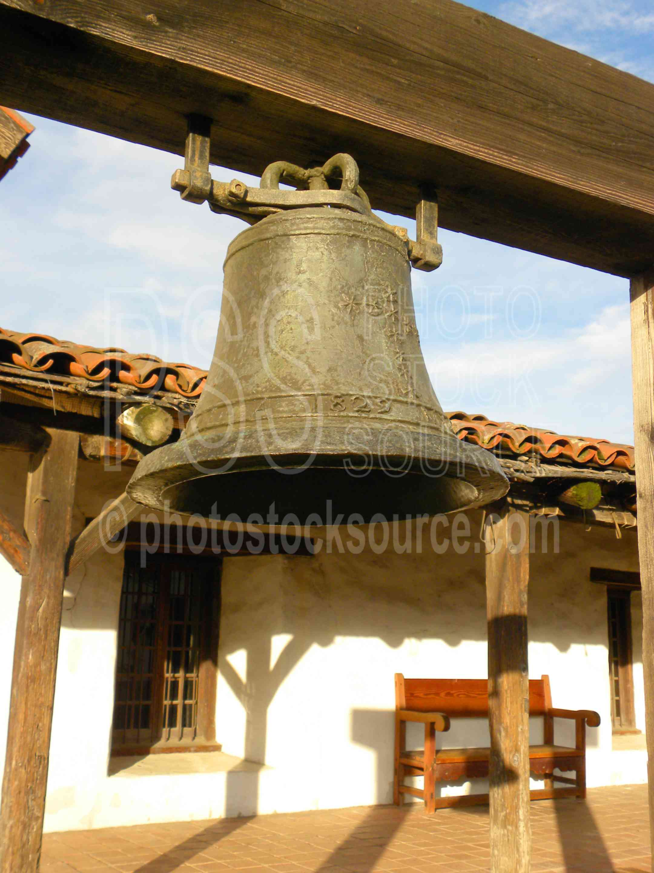 Photo Of Sonoma Mission Bell By Photo Stock Source Church