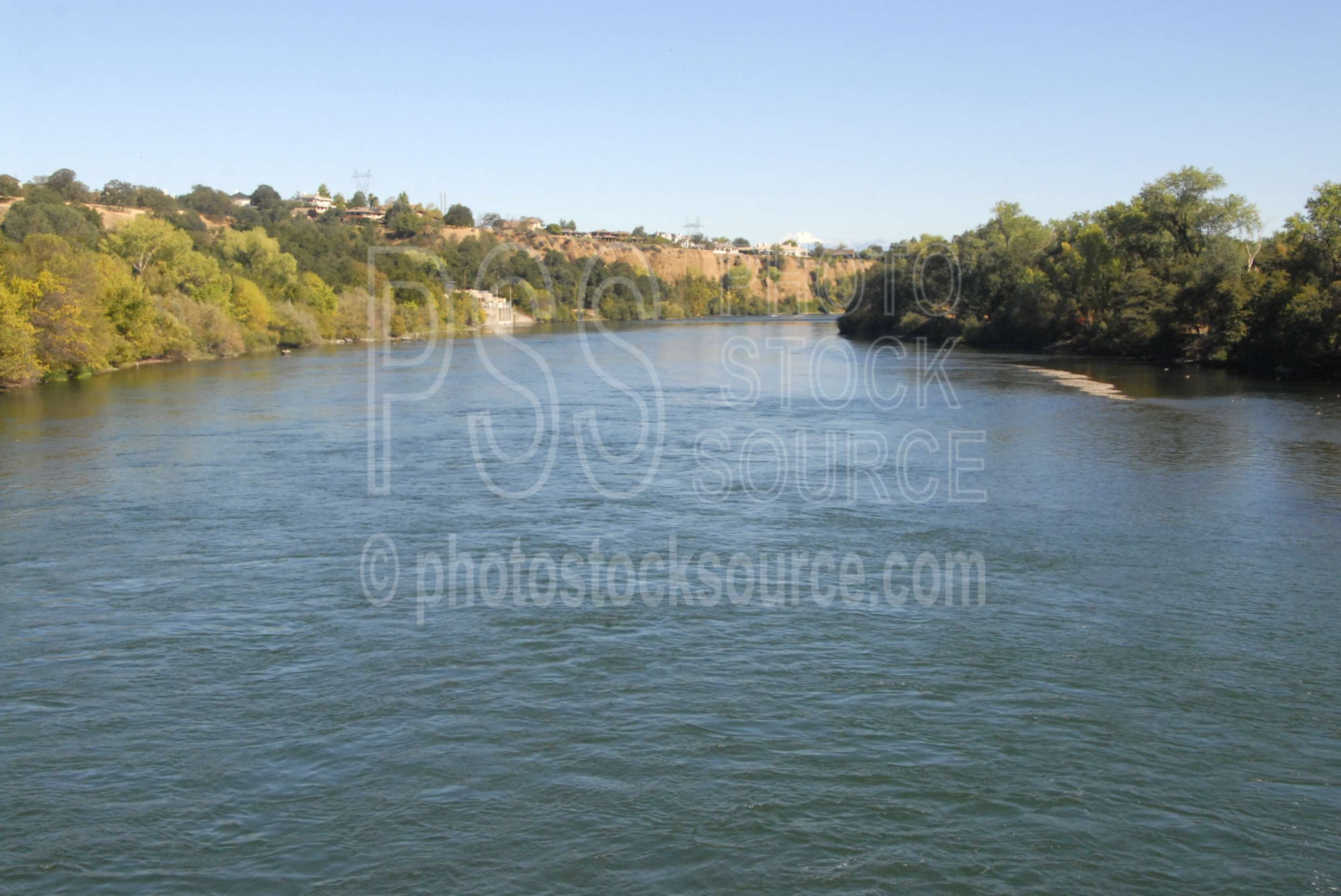 Sacramento River Mt Lassen,bridge,river,sacramento river,nature,bridges
