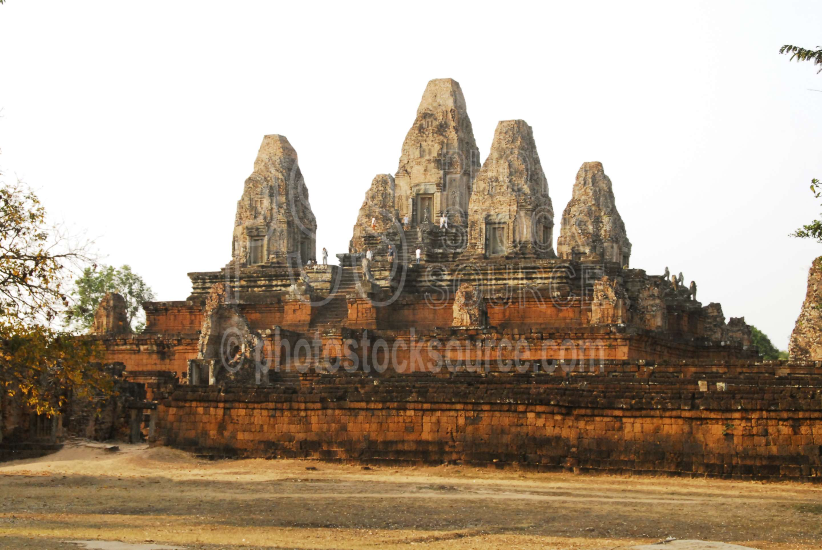Pre Rup Temple,archeological,ruin,khmer,towers