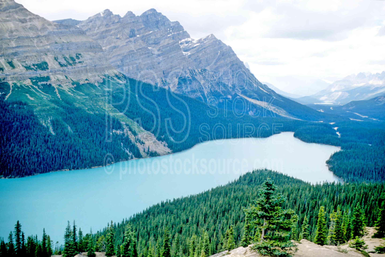 Peyto Lake,mountain,lakes rivers