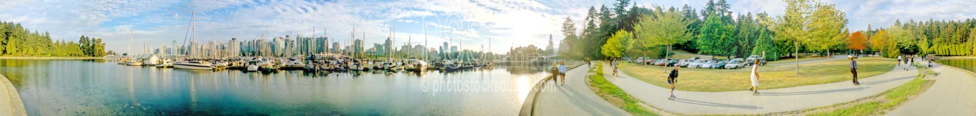 Stanley Park, Yacht Club