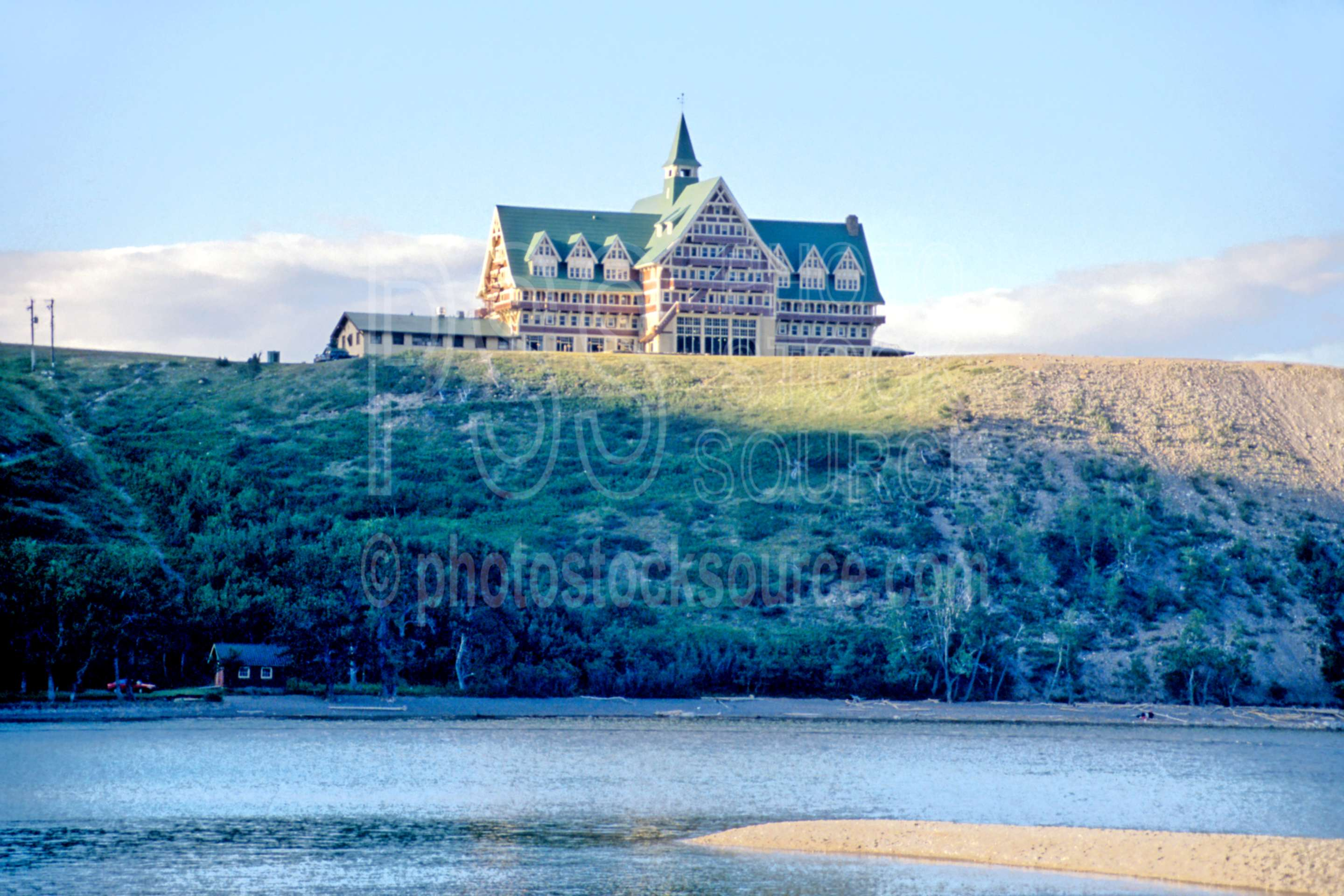Prince of Wales Hotel,waterton lakes national park,lodge,lakes rivers,nature