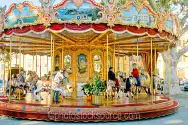 Photo of Park Carrousel
