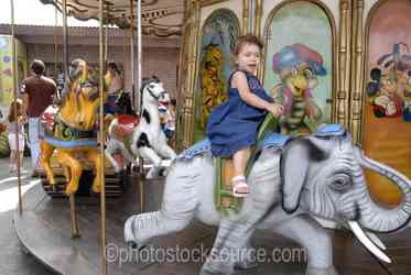 Photo of On the Carousel