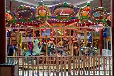 Photo of Seaside Carousel Mall