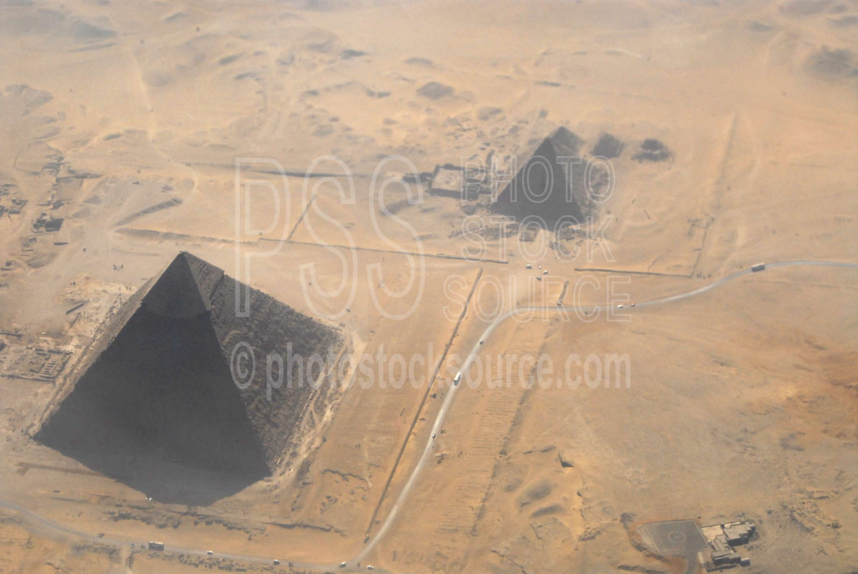Pyramid of Khafre,aerial,pyramid,ancient,landmark,desert,aerials
