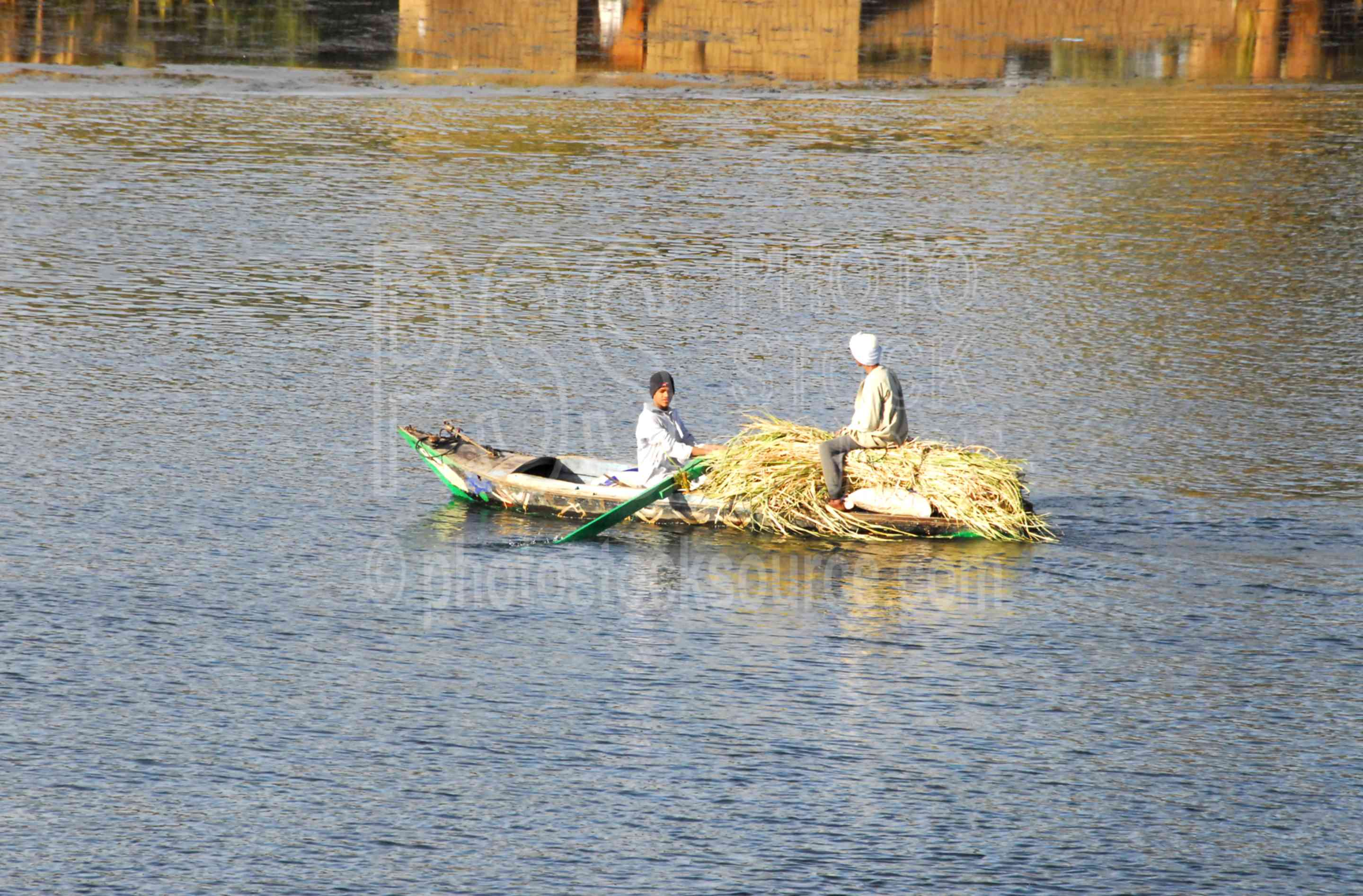 Row Boat on Nile River,nile,nile river,row boat,people,lakes rivers,boats
