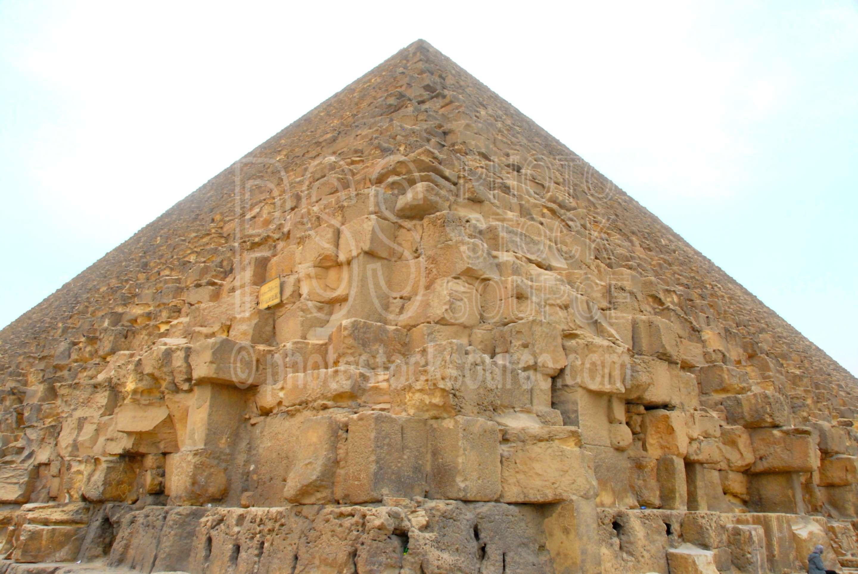 Photo of Great Pyramid of Giza by Photo Stock Source pyramid