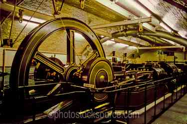 Photo of Tower Bridge Machinery