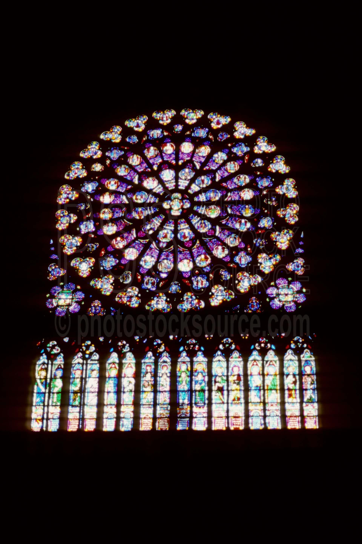 Notre Dam Windows,church,europe,notre dam,stained glass,stained glass window,window,france churches