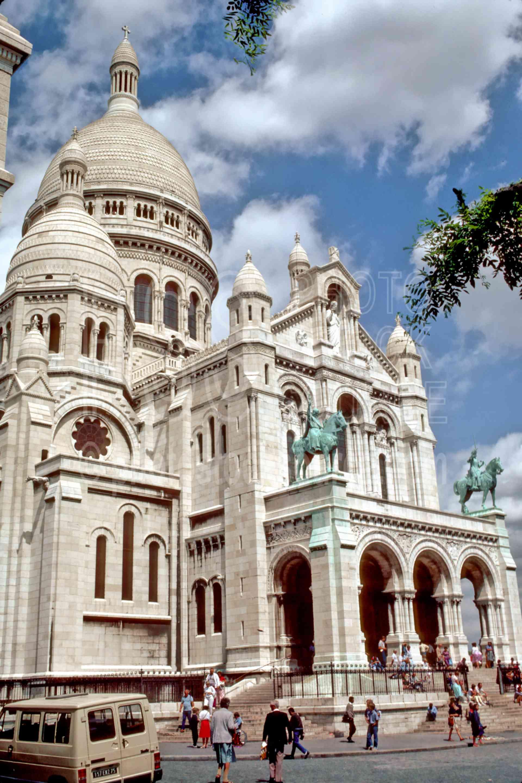 Sacre Coeur,basilique du sacre coeur,church,europe,france churches