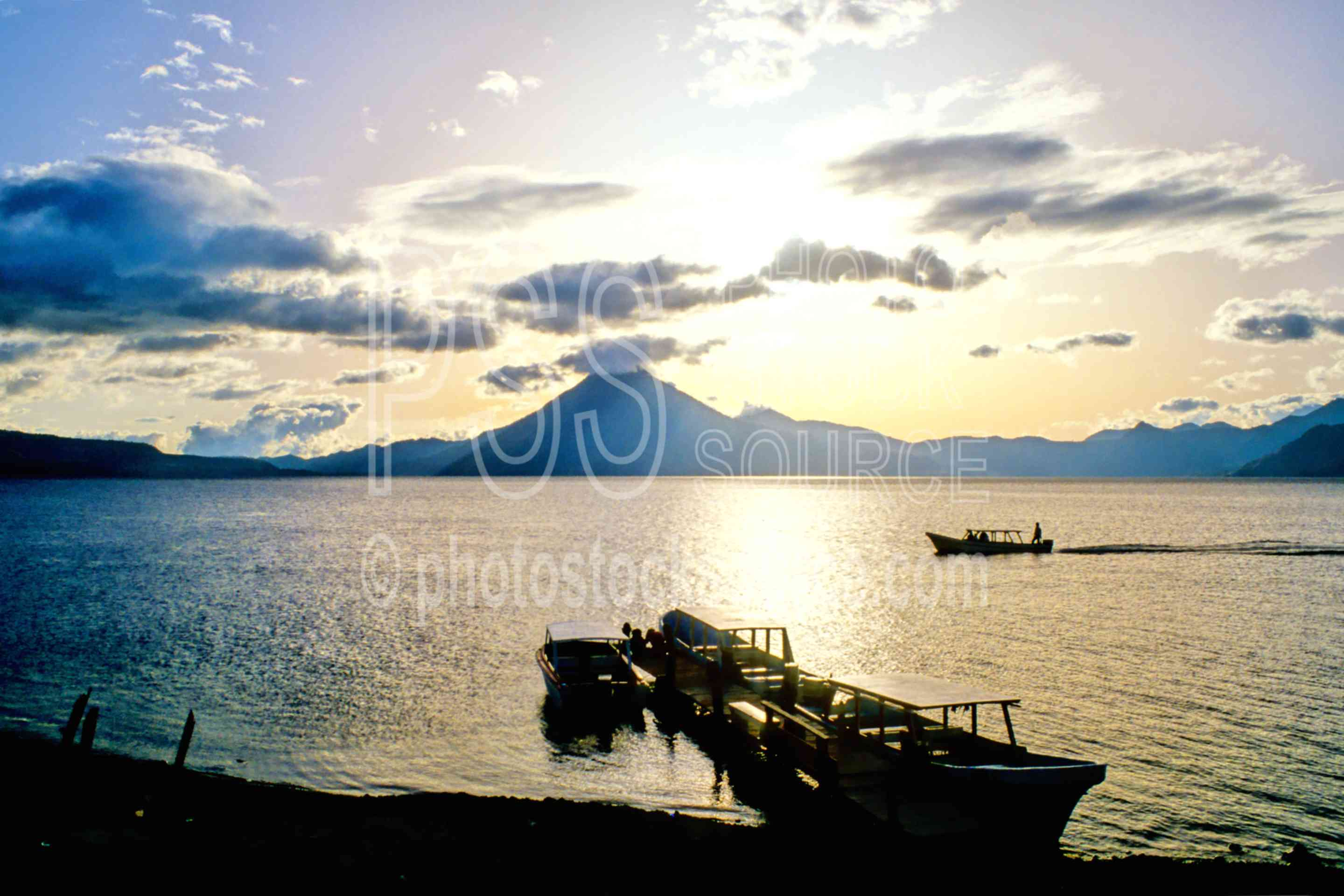 Lake Atitlan,caldera,panajachel,volcano,lakes rivers,nature