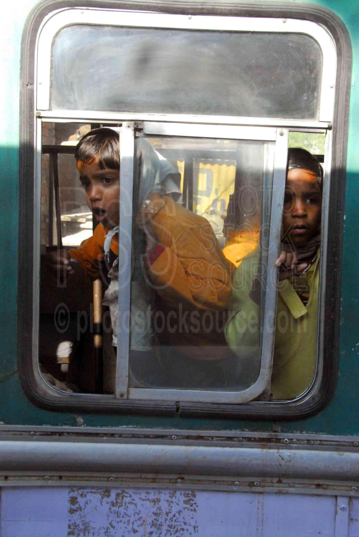 Boys on Bus,bus,child,boy,boys
