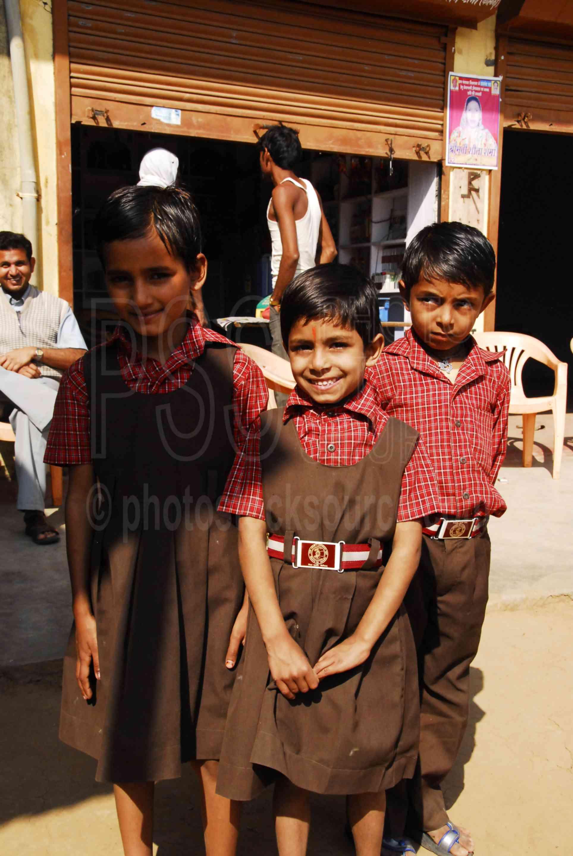 School Children,boy,girl,school,children,uniforms