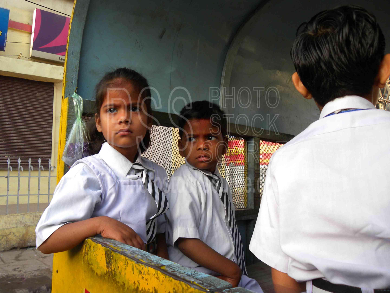 Girls in Tuk Tuk,young,girls,riding,transporation