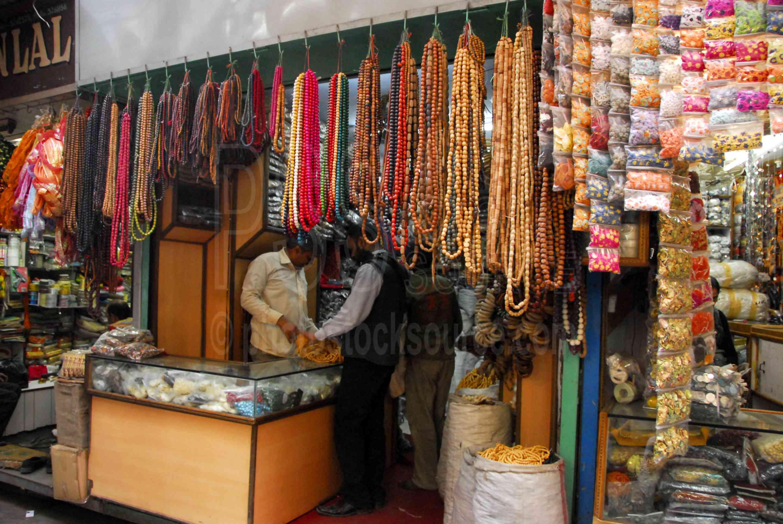 photo of bead shop by photo stock source market new delhi