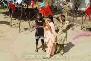 Photo of Child Prostitutes