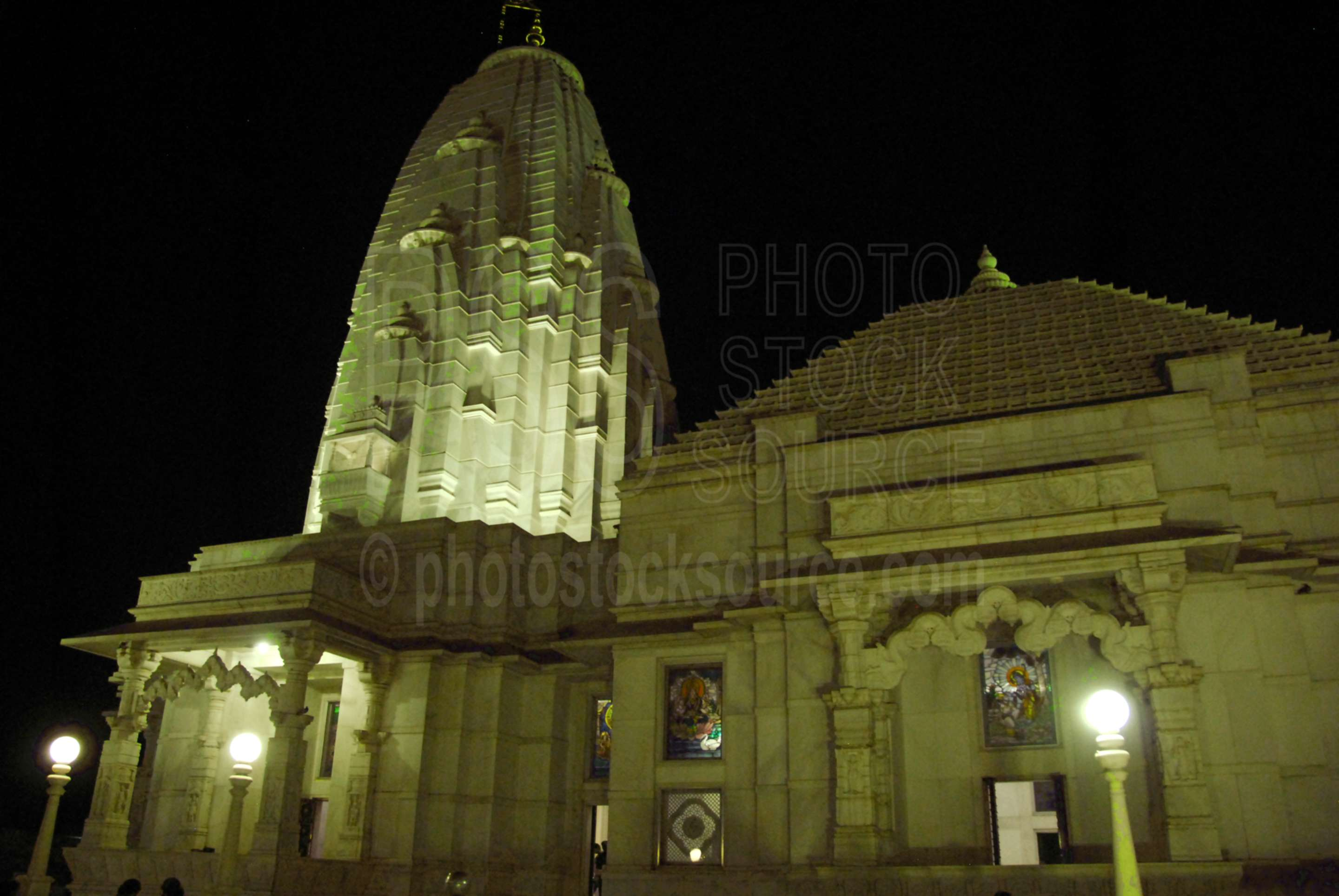 Sirla Lakshmi Narayan Temple,temple,church,worship,religious,night,lights,architecture,churches,temples