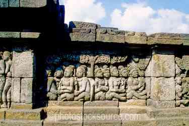 Photo of Stone Reliefs
