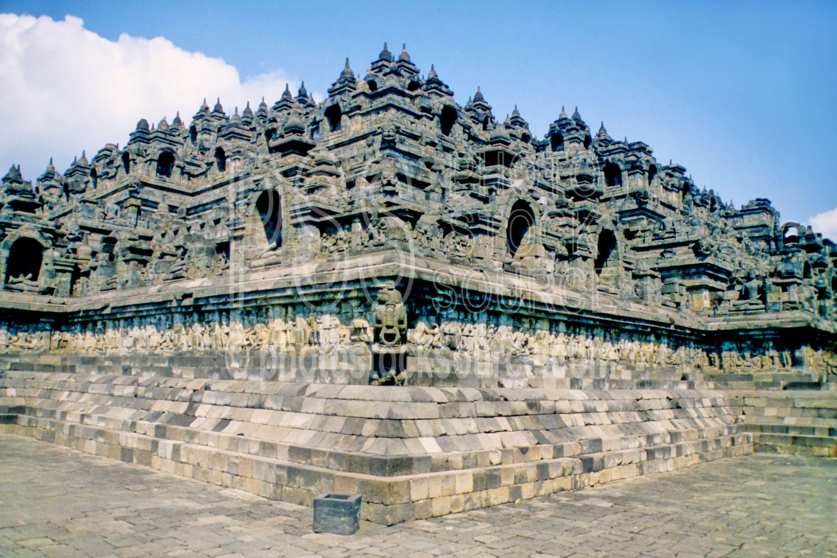Corner of Temple,carving,religious,statues,buddhist,ruin