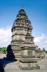 Temple Spire - One of the temple spires