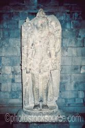 Photo of Statue of Wisnu (Vishnu)