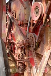 Photo of Farm Combine Gears