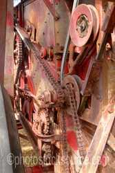 Farm Combine Gears