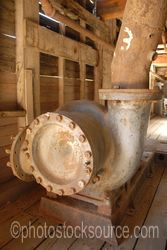 Photo of Dredge Pipes