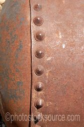 Photo of Rusty Tank