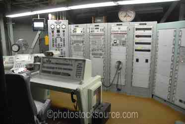 Photo of Titan Missile Control Room