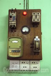 Photo of Electrical Panel