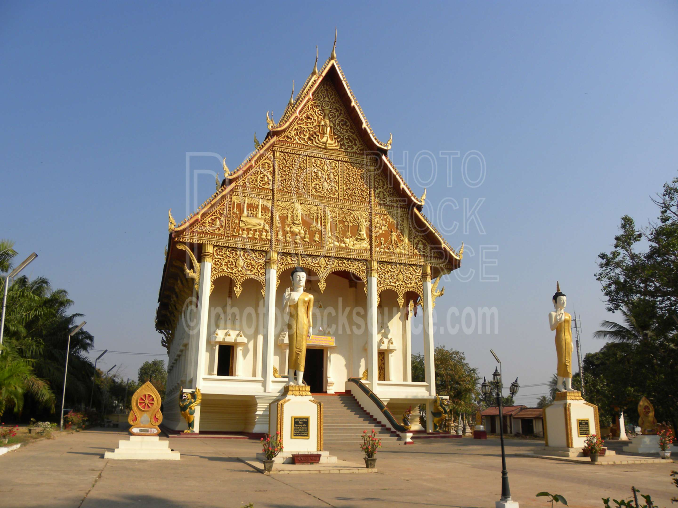 Vat That Luang Neua,temple,religious,buddhist,that luan,stupa,north temple,viang chan