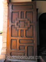 Door of Our Lady of Loreto