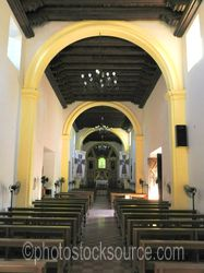 Nave of Our Lady of Loreto