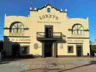 City Hall of Loreto